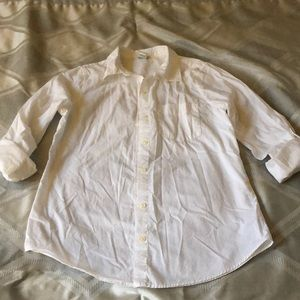 Forever 21 women's button long sleeve shirt